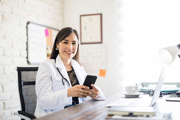 Mobile App for Alzheimer's Disease Updated for Physicians